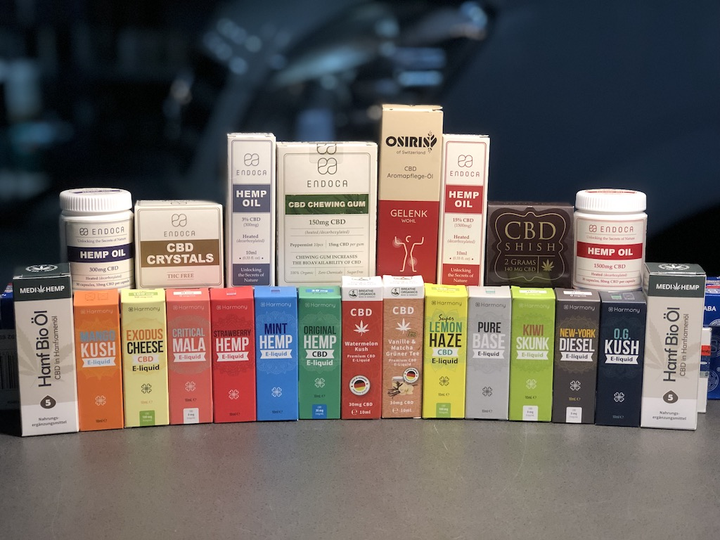 CBD Kaufen – Wo und welches Produkt kaufen?