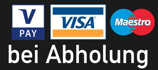 Kreditkarten- EC Kartenzahlung